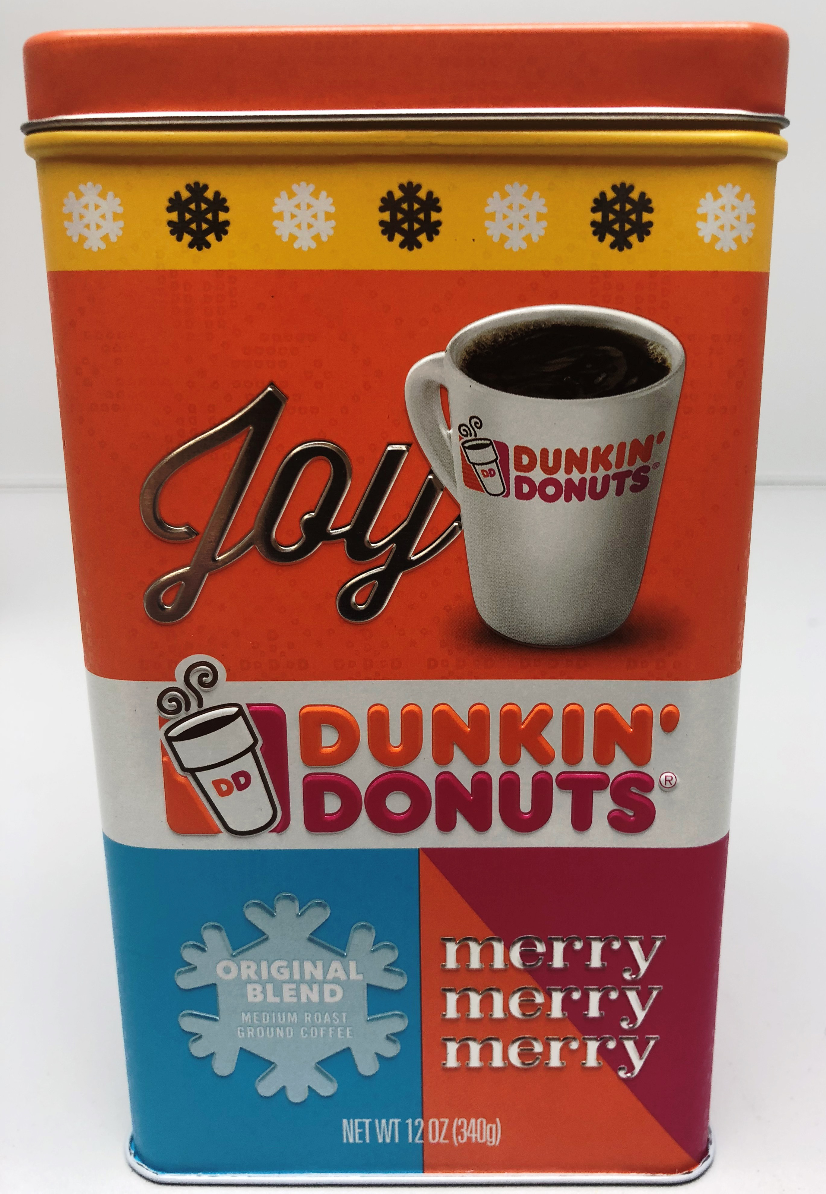 Crown 2018 IMDA Awards - Dunkin Donuts (front view)