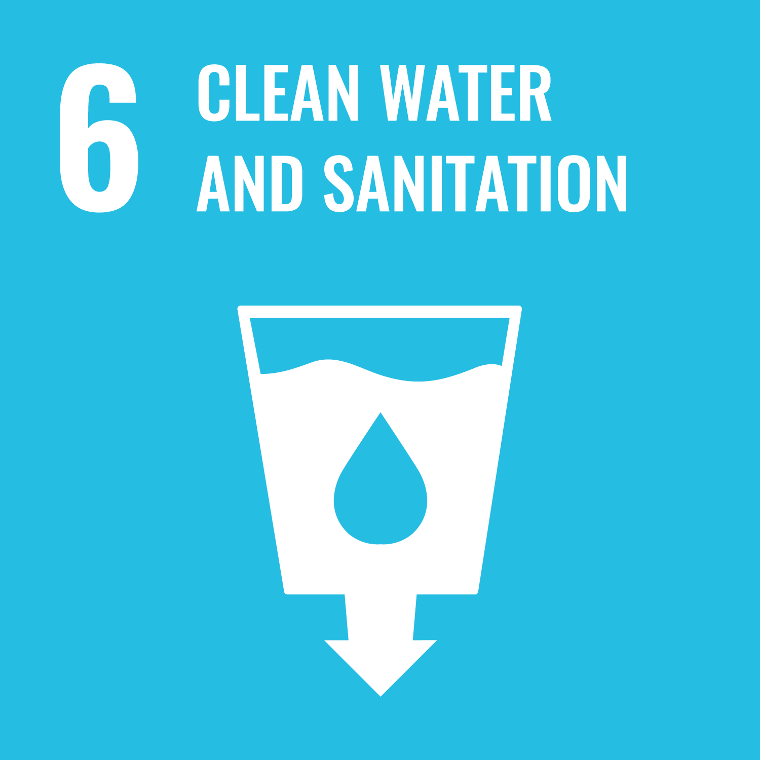 06 Clean Water and Sanitation