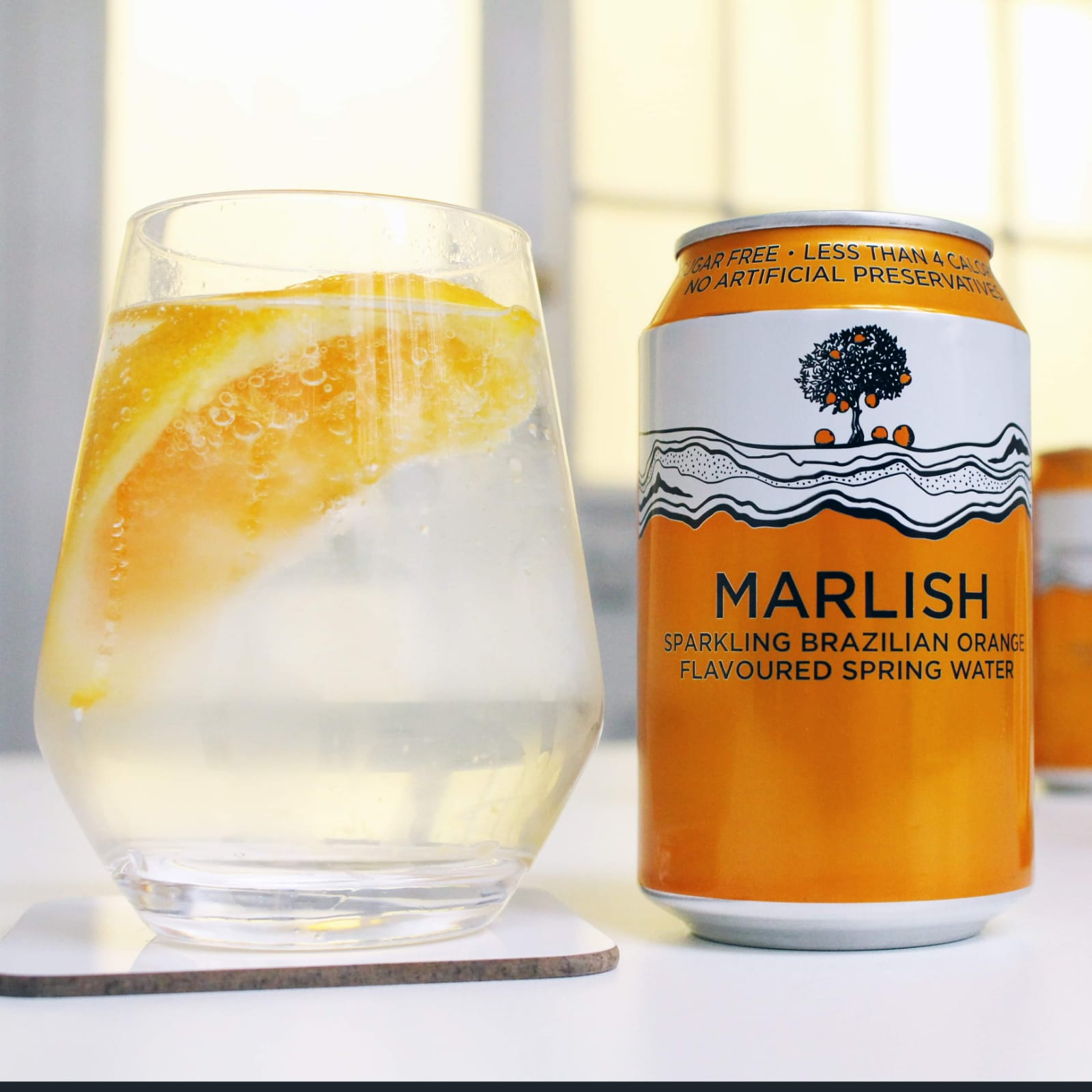 Marlish Sustainably Packaged Water