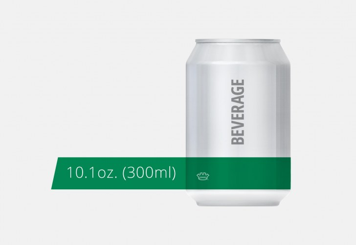 10.1oz. 211 Can