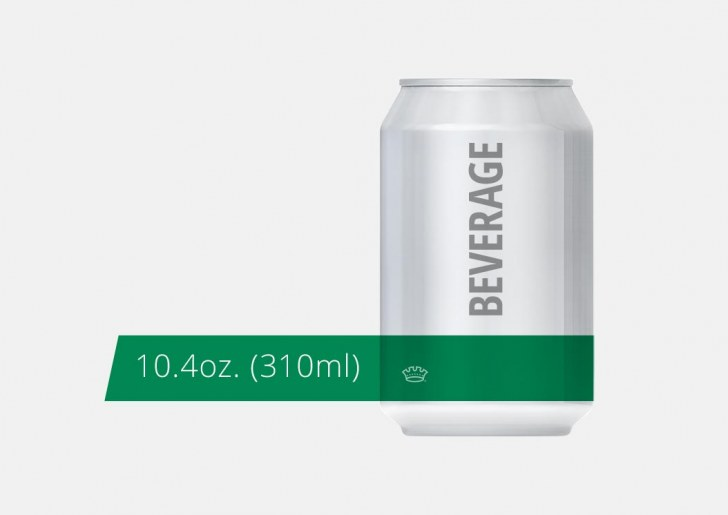 10.4oz. 211 Can
