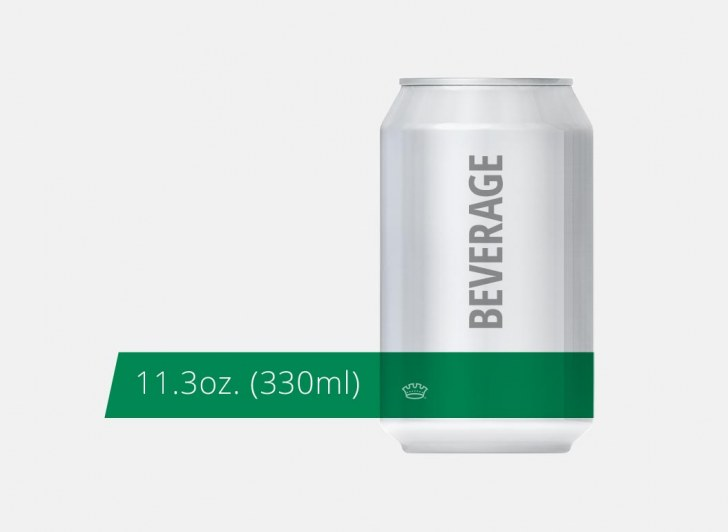 11.3oz. 211 Beverage Can