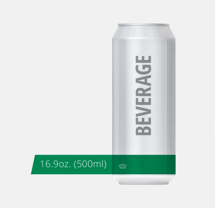 16.9oz. 211 Beverage Can