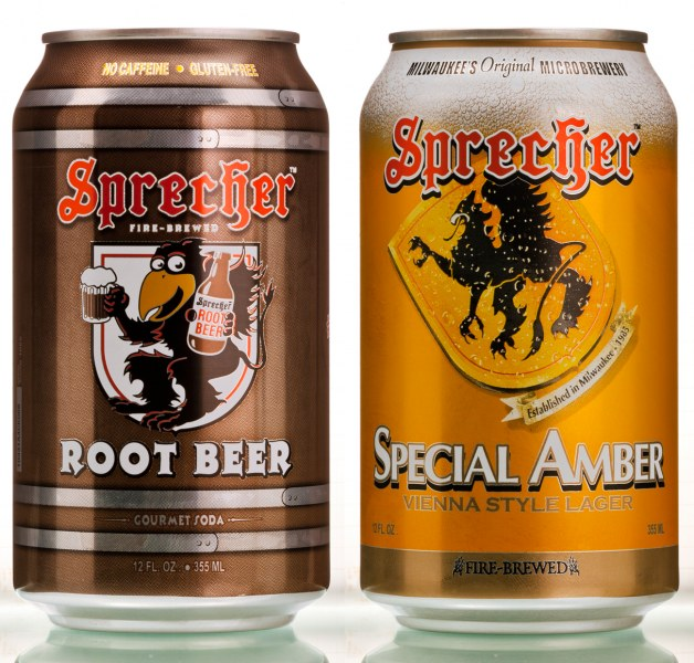 Root Beer and Special Amber by Sprecher