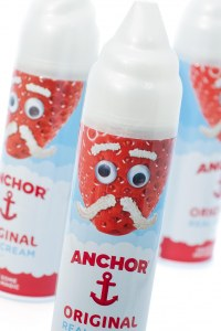 Aerosol Can for Anchor Whipped Cream