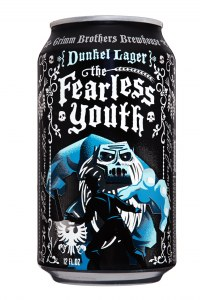 Fearless Youth in Crown Cans