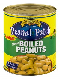 McCall Farms boiled peanuts