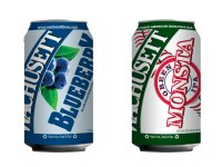 Two cans for Wachusett Brewing Company