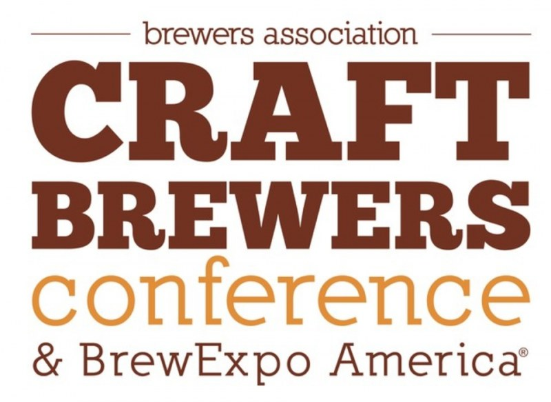 logo for Craft Brewers Conference