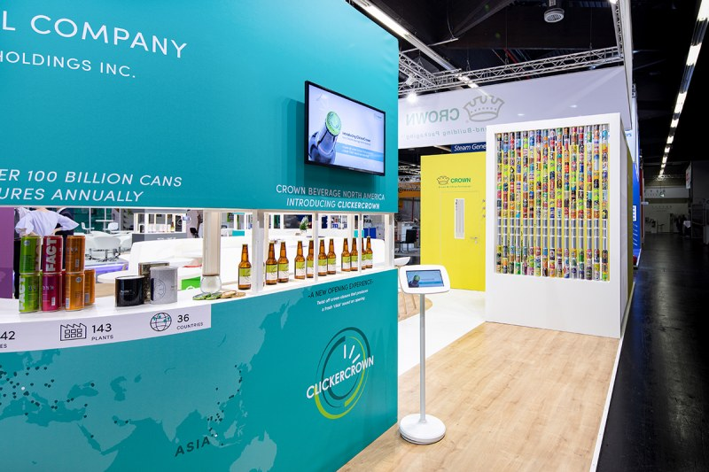 Crown to Attend BrauBeviale 2019 With an Eye on The Future