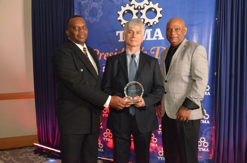Trinidad and Tobago Manufacturers Association's (TTMA) 4th annual Excellence in Manufacturing Award
