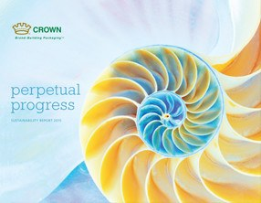 Crown 2015 Sustainability Report