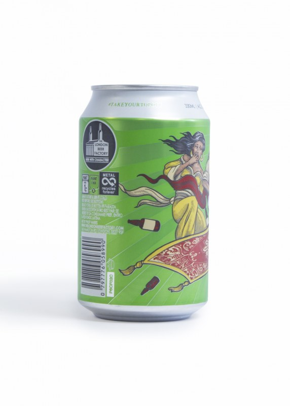 The London Beer Factory – Paxton IPA