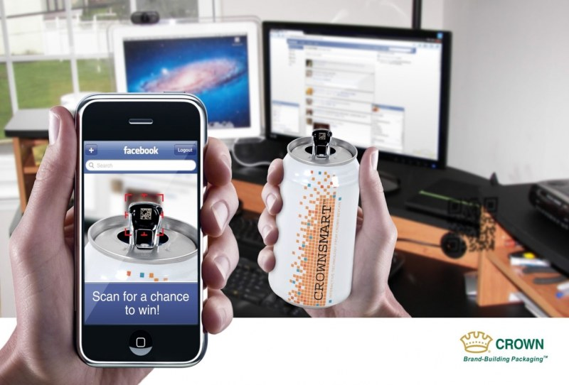 Crown's CrownSmart™ Augmented Reality Technology