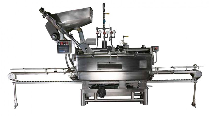 Closure Sealing Machine