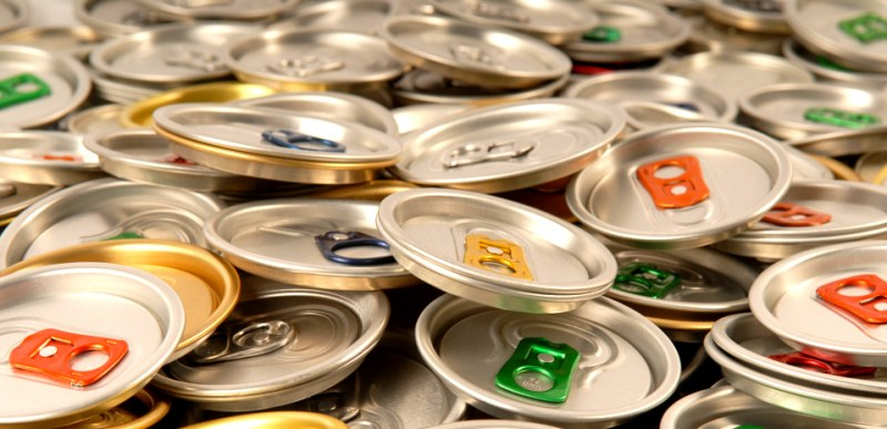 Beverage can ends