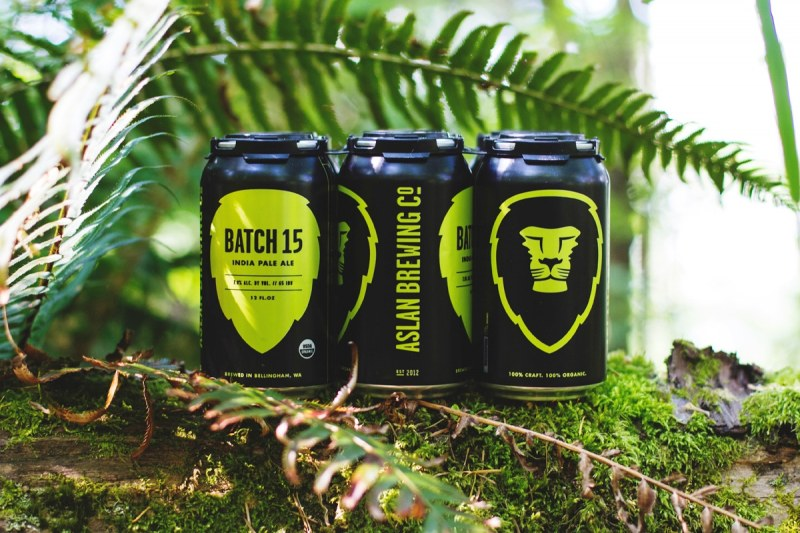 Batch 15 IPA in Crown Cans
