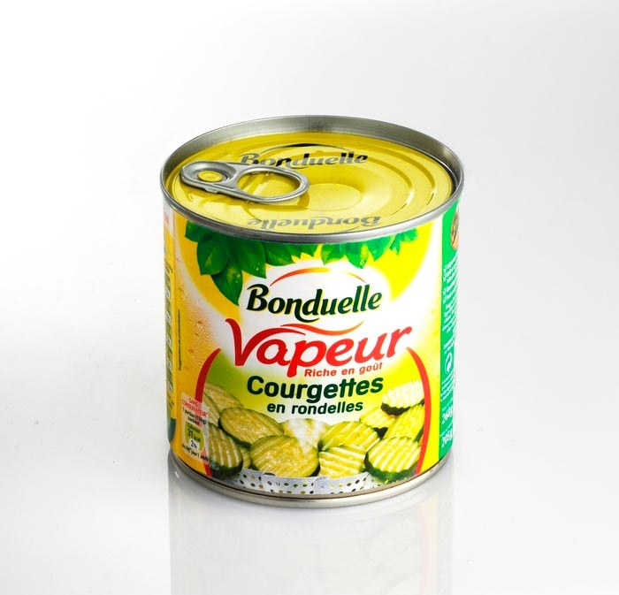 Bonduelle Vapeur – Steam Cooking in a Food Can